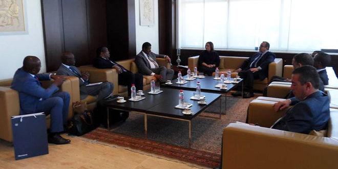 Bouchamaoui discute de l'adhésion de la Tunisie àla CEDEAO