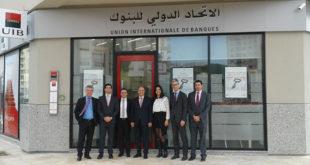 L'UIB ouvre sa 142ème agence aux Berges du Lac 2