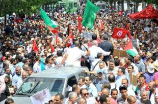 Le Conseil Supérieur de Jeunesse appelle au soulèvement populaire, le 25 juillet