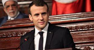 Tunis : Discours d'Emmanuel MACRON devant les députés de l'ARP (Assemblée des Représentants du Peuple)