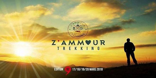 «Z'ammourTrekking» revient pour une deuxième aventure…vers un tourisme alternatif et solidaire