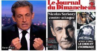 Mis en examen, Nicolas Sarkozy contre-attaque au JDD : «Je briserai les auteurs de la machination»