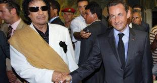Nicolas Sarkozy  en garde à vue, pour financement illégal de sa campagne de 2007, par des fonds libyens