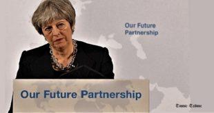 Brexit:le retour de Londres au réalisme, et ce, selon le ton du discours deTheresa May