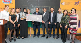 Fatma Boudagua remporte le «Global & Siapi Awards», 1er concours de packaging et de mise en bouteille
