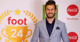 Joueur du mois: Coca-Cola Honore Rami Jridi