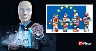 Union Européenne : pack numérique pour promouvoir l'Intelligence Artificielle dans l'économique des 28 Etats membres