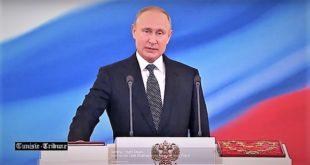 Russie : Cérémonie d'investiture de Vladimir Poutine (vidéo), pour son 4e mandat présidentiel