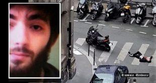 L'Alerte sur Paris : Khamzat Azimov, l'auteur de l'attaque au couteau était fiché S