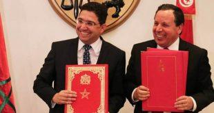 La Tunisie et le Maroc renforcent leur collaboration dans plusieurs domaines dont l'aviation civile