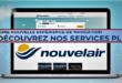 Nouvelair redynamise son site web et offre la possibilité à ses passagers de personnaliser leurs voyages via ses Services+
