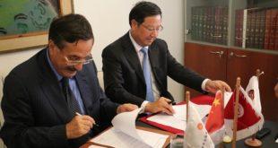 Accord de partenariat entre la Fédération Tunisienne des Directeurs de Journaux et l'Association Nationale des Journalistes Chinois