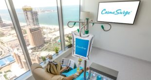 CosmeSurge Clinics in UAE to Offer Customised Vitamin Infusion Therapy, an Effective Alternative to Traditional Medicinal Supplements