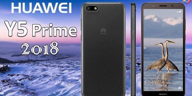 Huawei Tunisie dévoile le Y5 Prime 2018 !
