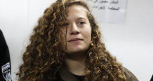 L'activiste palestinienne Ahed Tamimi libérée de prison