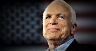 Etats-Unis : Le sénateur américain John McCain est mort d'un cancer à l'âge de 81 ans