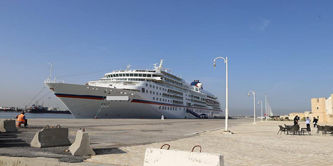 Goulette Shipping Cruise : personnel en sit-in ''illimité''