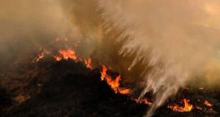 La malédiction des incendies gagnent du terrain aux Etats-Unis
