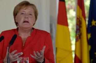Merkel lance un avertissement à l'Europe