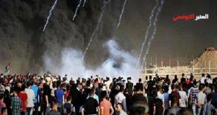 Manifestation et tirs sionistes à la bande de Gaza (Palestine) : 3 martyrs dont un enfant de 12 ans et plus de 50 blessés