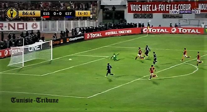 Champion'League : L'Espérance bat L'Etoile  (1-0) en match retour à Sousse et se qualifie haut la main pour les demi-finales