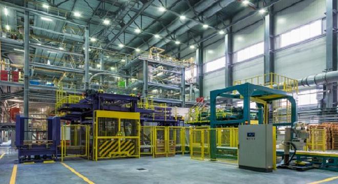 Hausse de 3,9% des investissements industriels déclarés jusqu'à fin août 2018