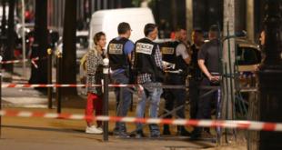 Une attaque au couteau à Paris fait sept blessés