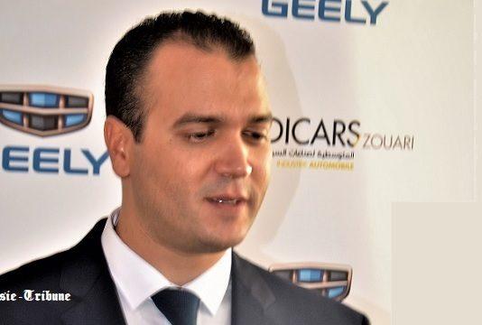 GEELY Tunisie : Yassine Ben Abdallah parle de MEDICARS, fruit d'un investissement de plus de 40 millions de dinars