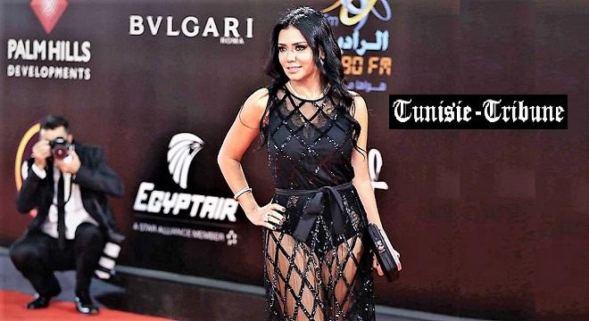Festival International Du Film Du Caire L Actrice Rania Youssef Poursuivie En Justice Pour Sa Robe Transparente Tunisie Tribune