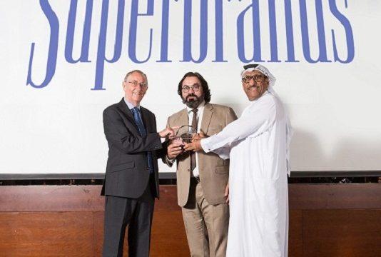 "Emirates Hospital - Jumeirah receives ""Superbrands"" recognition"
