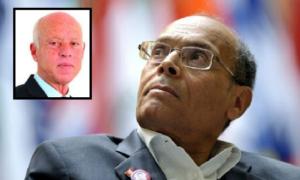 Moncef Marzouki accuse les Émirats d'être derrière Saïed