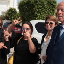 L'épouse du président élu Ichraf Chebil refuserait de quitter sa maison et son travail