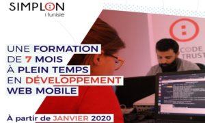 Formation gratuite en développement web & mobile