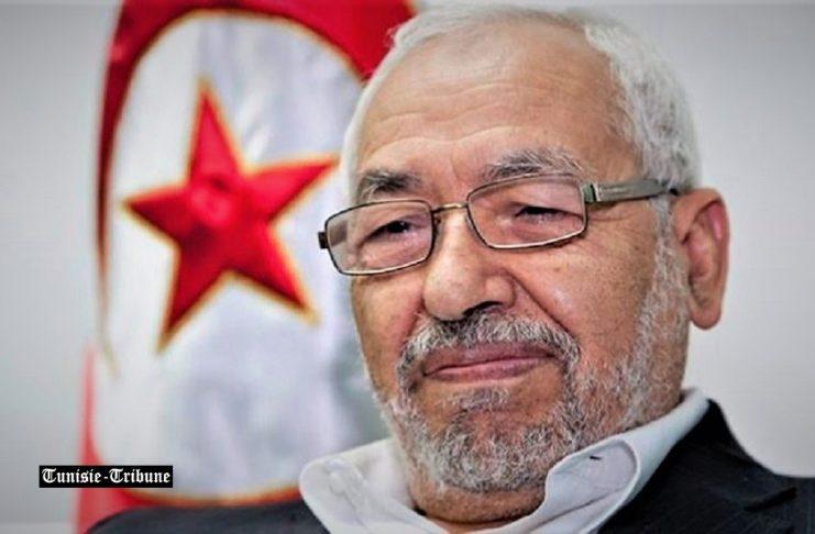 """Ghannouchi dit """"prêt à demander au peuple de défendre sa démocratie"""""""