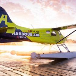 Le premier avion commercial entièrement électrique a pris son envol