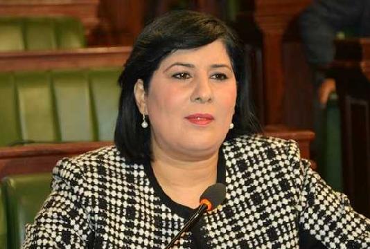 """Abir Moussi : Le parti """"Assaada"""", Le nouveau né du Mouvement Ennahdha"""