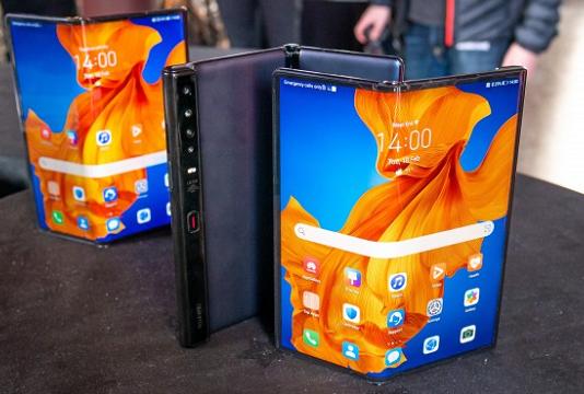 Huawei lance son nouveau smartphone pliable Mate Xs