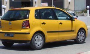 Les taxis individuels autorisés à travailler