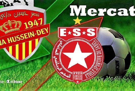 Le club algérien Nasr Houcine Dey exige un milliard de l'ESS