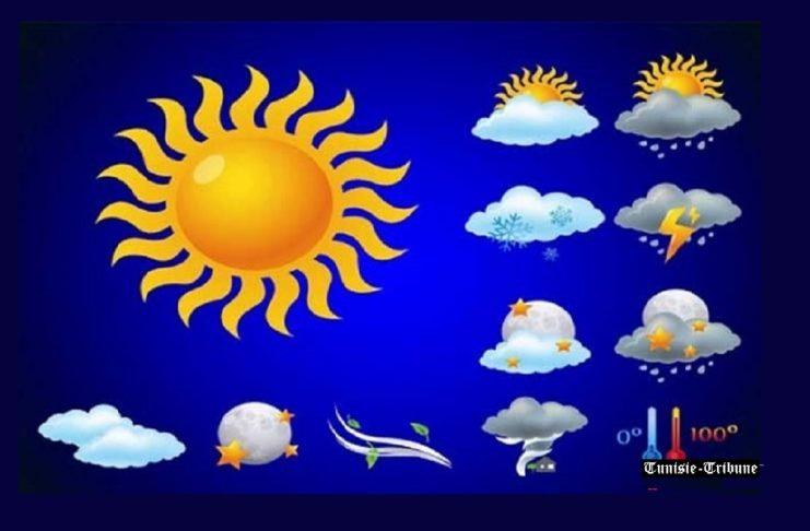 Prévisions Météo du mardi 7 juillet 2020 ... baisse des températures