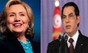 """Hillary Clinton révèle : """" j'ai personnellement dirigé la mission d'éliminer Ben Ali le 14 janvier 2011 (Détails)"""