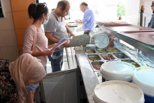 Bizerte: Saisie de 993 tonnes de produits alimentaires