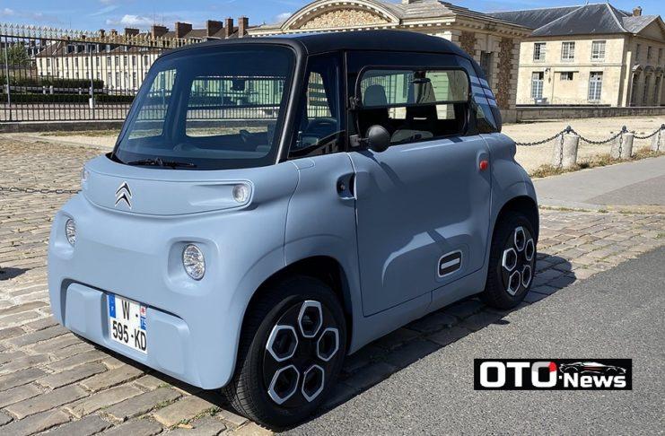 Citroën AMI : la voiture électrique la moins chère du marché