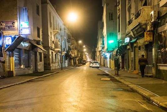 Couvre-feu à partir de 20h dans toutes les délégations de Kairouan