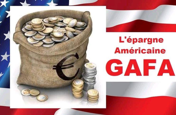 Les GAFA Américains explosent en bourse : un nouveau livret d'épargne bancaire rémunéré à +15 % fait son apparition