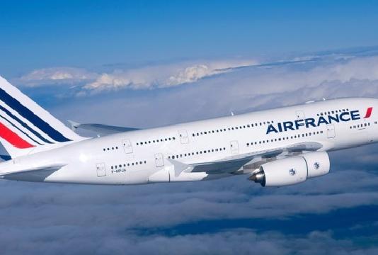 Air France reprend ses vols vers l'aéroport de Djerba-Zarzis