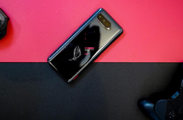 Test de l'Asus ROG Phone 5 : le smartphone gaming à son paroxysme