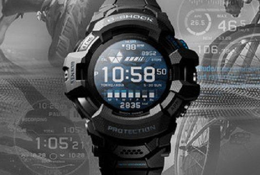 Casio lance la première montre intelligente G-SHOCK alimentée par le système d'exploitation Wear OS de Google