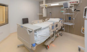 La Marine américaine construit un service des urgences Covid à l'hôpital de Tabarka