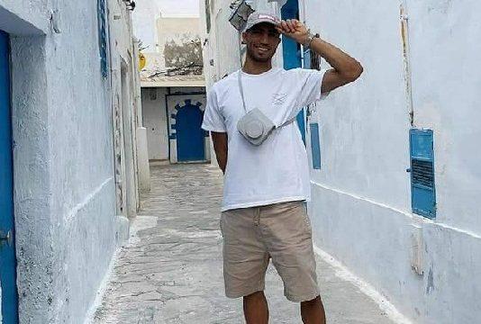 Achraf Hakimi passe une partie de ses vacances en Tunisie